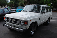 Picture of 1987 Toyota Land Cruiser 4WD, exterior