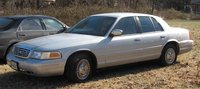 2002 Ford Crown Victoria LX, not my car but same color, exterior