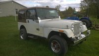1982 Jeep CJ7 Overview