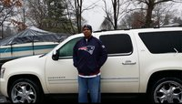 2009 Chevrolet Suburban LTZ 1500 4WD, About to go out with Kerry Washington., exterior