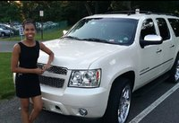 2009 Chevrolet Suburban LTZ 1500 4WD, My baby girl with my baby SUV., exterior