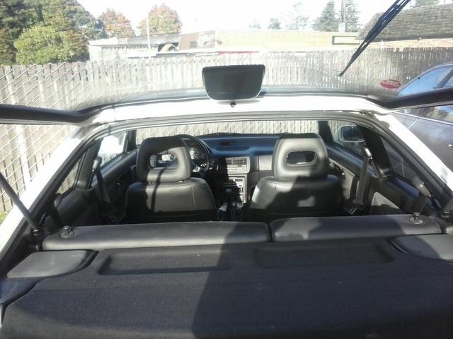 Picture of 1991 Acura Integra GS Hatchback, interior
