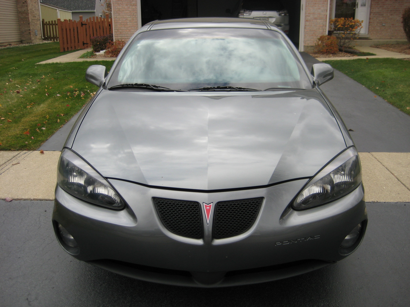 2004 Pontiac Grand Prix - Overview