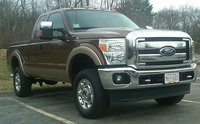 Picture of 2012 Ford F-350 Super Duty XLT SuperCab 4WD, exterior