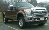 Picture of 2012 Ford F-350 Super Duty XLT SuperCab 6.8ft Bed 4WD, exterior