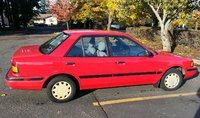 Picture of 1991 Mazda Protege 4 Dr DX Sedan, exterior, gallery_worthy