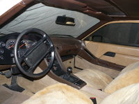 Picture of 1981 Porsche 928 STD Hatchback, interior