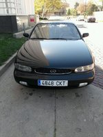 Picture of 1996 INFINITI J30 4 Dr Touring Sedan, exterior
