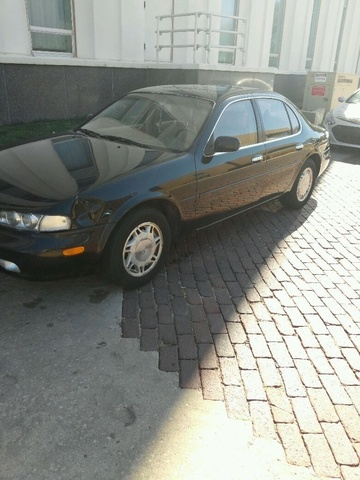 Picture of 1996 Infiniti J30 4 Dr Touring Sedan