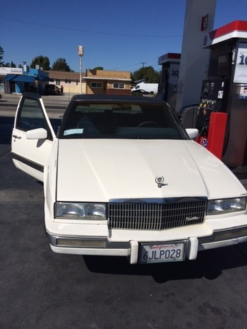 Picture of 1991 Cadillac Seville Base
