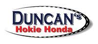 Duncan Hokie Honda logo