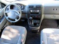 Picture of 2002 Kia Sedona LX, interior