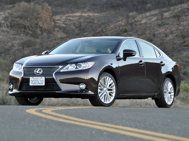 2015 Lexus ES 350 - Test Drive Review - CarGurus