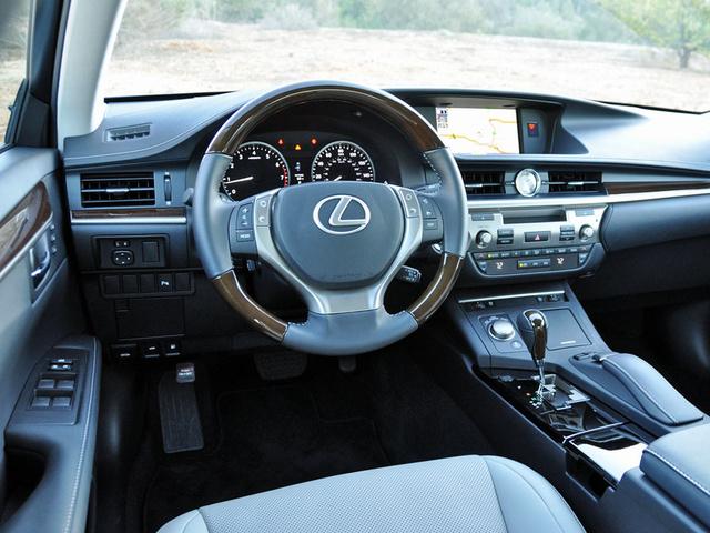 2015 Lexus Es 350 Overview Cargurus