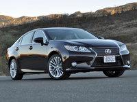 2015 Lexus ES 350 Overview