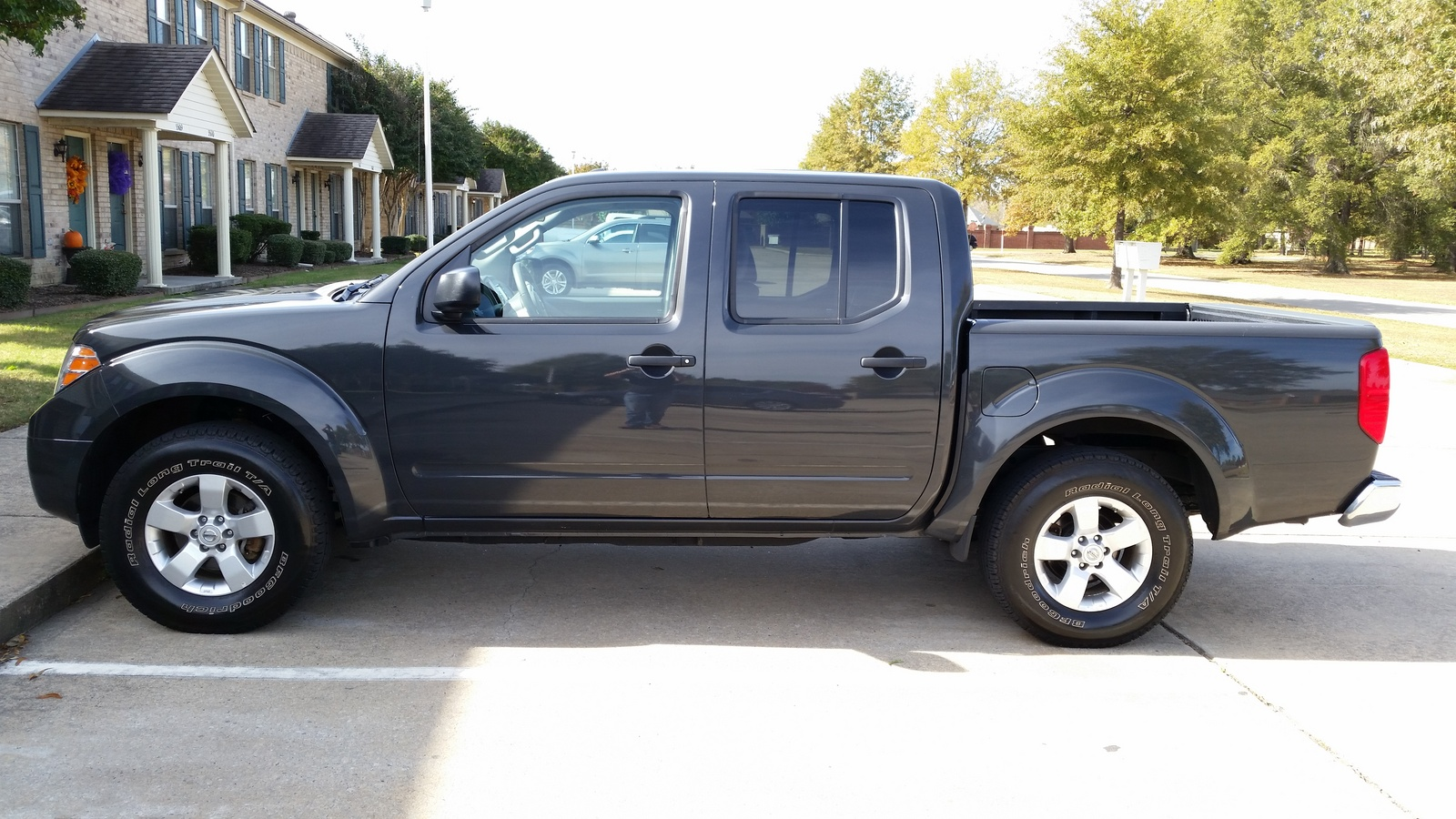 add to the already considerable appeal of the 2013 Nissan Frontier ...
