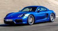 2015 Porsche Cayman Overview