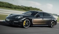 2015 Porsche Panamera, Front-quarter view, exterior, manufacturer, gallery_worthy