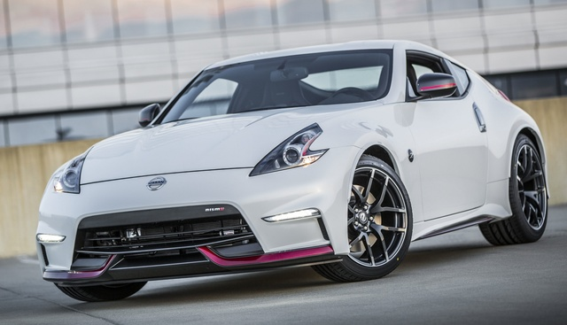 2015 Nissan 370Z, Front-quarter view, exterior, manufacturer, gallery_worthy