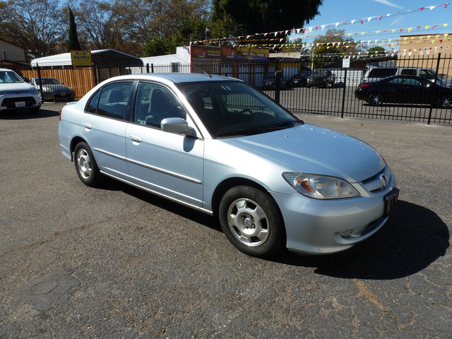 Picture of 2005 Honda Civic Hybrid FWD