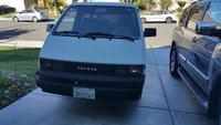 1989 Toyota Van Overview