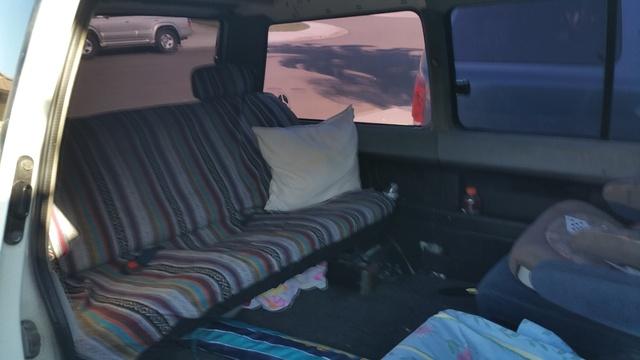 Toyota Van Window Cargo Van Pic X