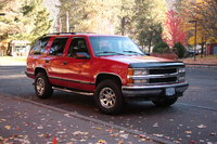 1999 Chevrolet Tahoe 4 Dr LT 4WD SUV, Grocery Hauler, exterior