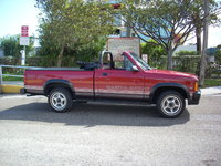 Picture of 1989 Dodge Dakota S Standard Cab SB, exterior