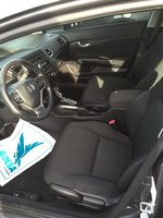 Picture of 2014 Honda Civic LX, interior