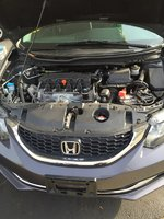 Picture of 2014 Honda Civic LX, engine