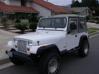 Picture of 1989 Jeep Wrangler S, exterior