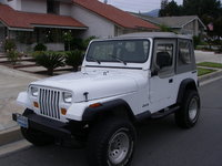 1989 Jeep Wrangler Overview