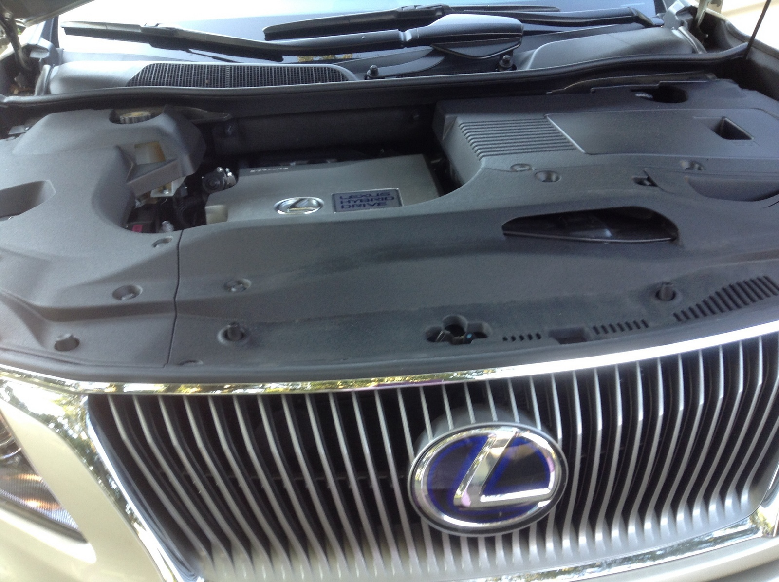 2012 Lexus RX 450h