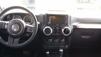 Picture of 2013 Jeep Wrangler Unlimited Sahara 4WD, interior, gallery_worthy
