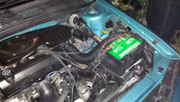 Picture of 1993 Plymouth Acclaim 4 Dr STD Sedan, engine