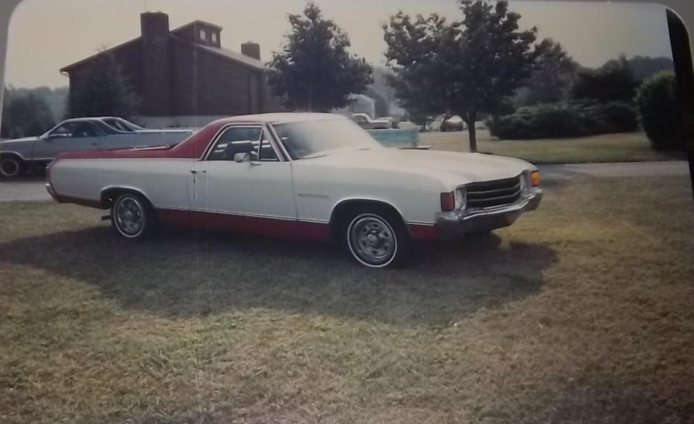 Picture of 1971 Chevrolet El Camino, exterior