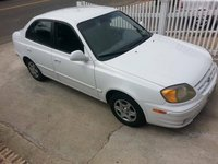 Picture of 2004 Hyundai Accent Base, exterior