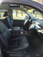 Picture of 2013 Chevrolet Tahoe LTZ 4WD, interior