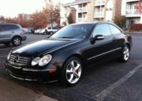 Picture of 2004 Mercedes-Benz CLK-Class 2 Dr CLK320 Coupe