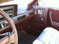 Picture of 1989 Oldsmobile Cutlass Ciera, interior
