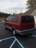 Picture of 1999 Chevrolet Astro 3 Dr LS Passenger Van Extended, exterior