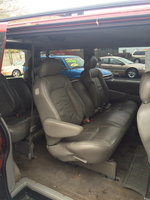 Picture of 1999 Chevrolet Astro 3 Dr LS Passenger Van Extended, interior