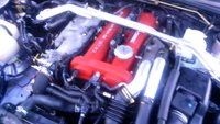Picture of 2004 Mazda MX-5 Miata MAZDASPEED, engine