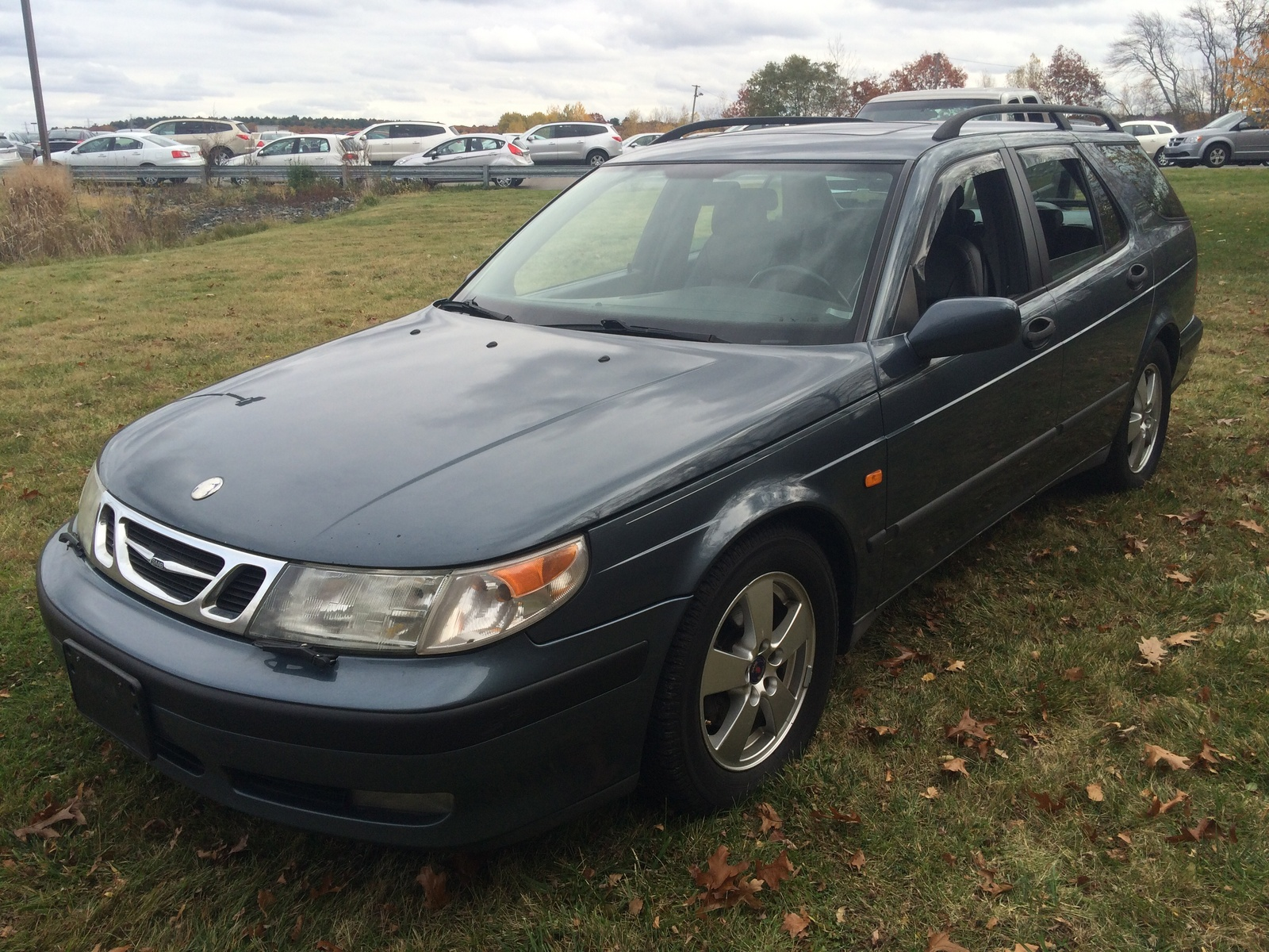 Picture of 2000 Saab 9-5 2.3T Wagon