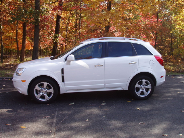 2014 chevrolet captiva sport overview cargurus. Black Bedroom Furniture Sets. Home Design Ideas