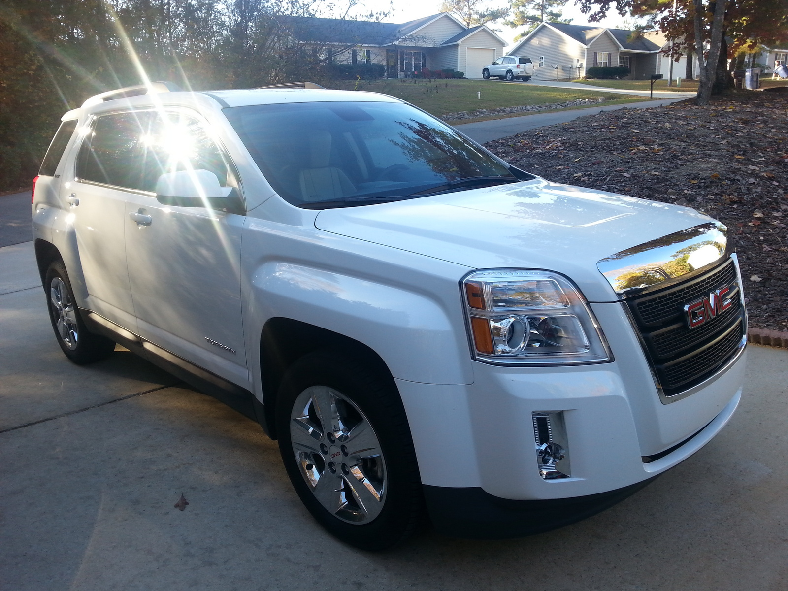 New 2014 2015 Gmc Terrain For Sale Cargurus Canada