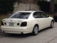 1998 Lexus GS 300 Picture Gallery