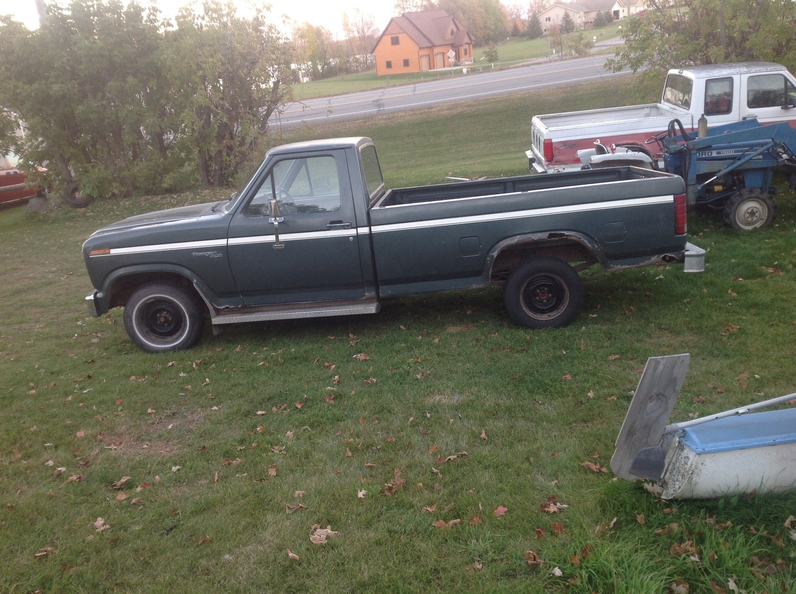 Ford F-100 Questions - How much can I sell my 1981 f100 ranger ...