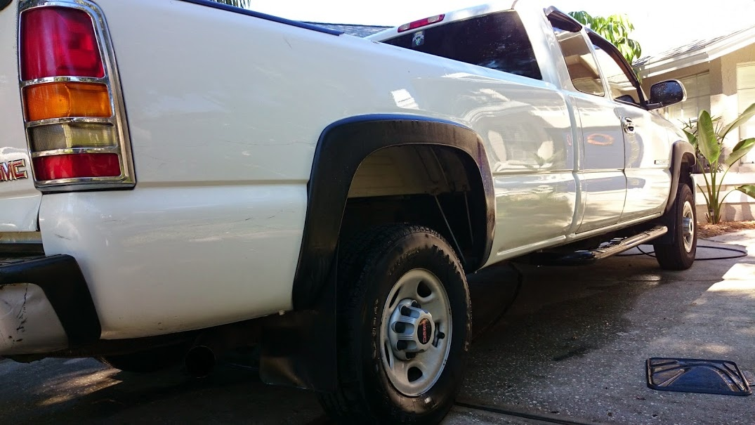 Picture of 2003 GMC Sierra 2500HD 4 Dr STD Extended Cab LB HD