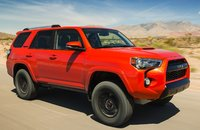 2015 Toyota 4Runner, Front-quarter view, exterior, manufacturer, gallery_worthy